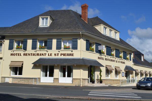 Restaurant  Ef Bf Bd Saint Pierre Le Moutier